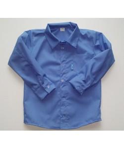 Koszule jednokolorowe