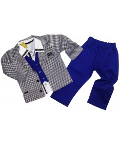 wizytowe ubranko dla chłopca na roczek