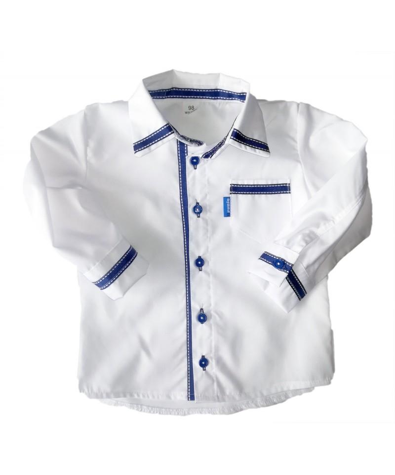 koszula dla dziecka biała