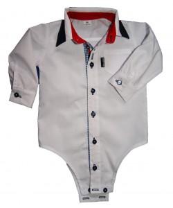 Bodo koszulka dla chłopca na chrzest