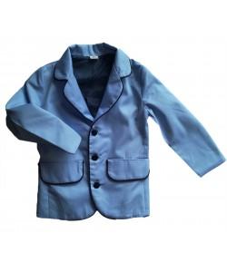 Niebieska marynarka dla chłopca