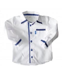 Koszula wizytowa biała z...