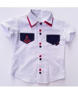koszulka sportowa dla chłopca- 104