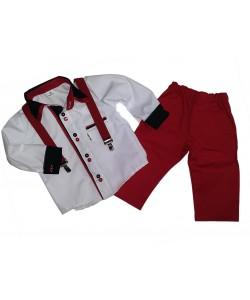 Ubranko na roczek dla chłopca