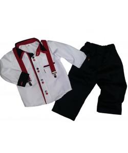 ubranko dla chłopca do chrztu lub na roczek