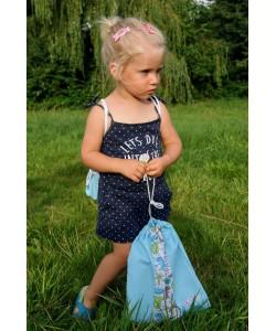 Plecak i worek do przedszkola