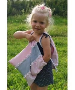 Plecaki i worki na strój do przedszkola