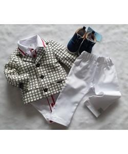 ubranko dla chłopca na roczek