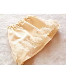 Waniliowa spódniczka