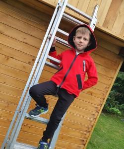 Dres dla chłopca do przedszkola