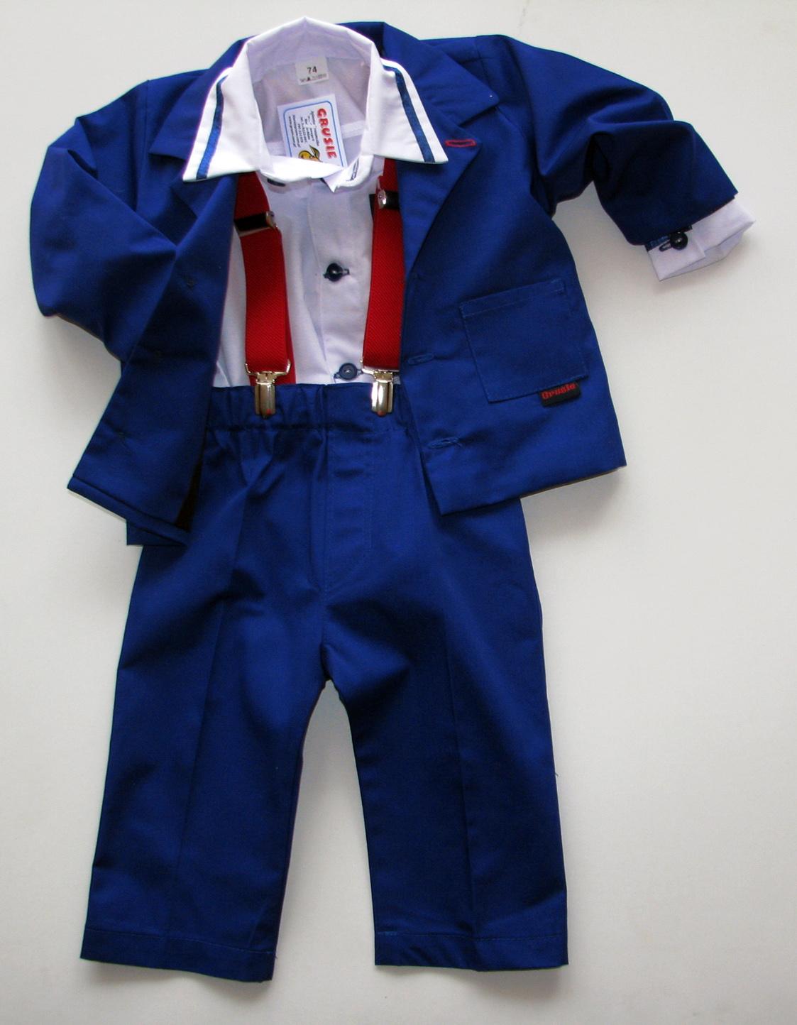 Ubranka dla chłopców na wiosnę