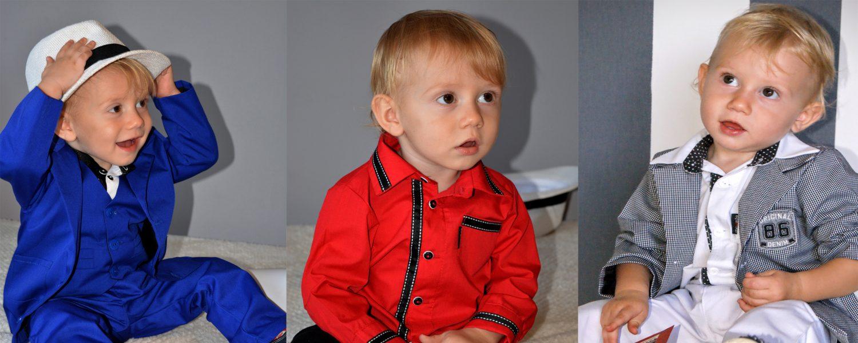 Grusie-ubranka, stylizacje dla dzieci