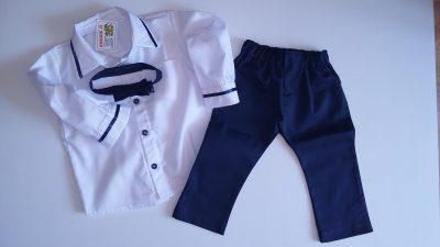 Wizytowe ubranko dla chłopca
