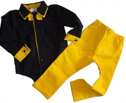 Ubranka dla chłopców- stylizacje