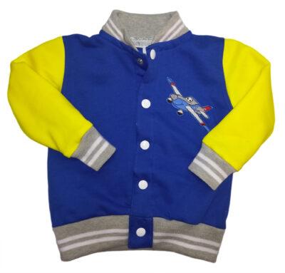 Bluza -kurteczka bejsbolówka