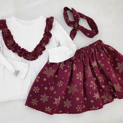 Lubicie ubierać swoje dziewczynki w spódniczki i bluzeczki czy raczej wolicie sukienki👗?  Przy spódniczkach jest więcej możliwości, ale przy sukience nie ma problemu z dobieraniem bluzki😁  #bygrusie #szytezpasją #szyjebolubie #dladzieci #polskieubranka #mamąbyć #ubrankadladzieci  #ubrankadzieciece #rodzina #roczek #mojewszystko #kochamnajmocniej #kidsfashionbrand #forkids #polskisklep #dzieci #spódniczki #grusieubrankadladzieci #swietazapasem #spódniczkidlaksiężniczki #naelegancko #doprzedszkola #doszkoły #kochamnadzycie #mojaduma