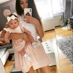Mamusia i córeczka w naszych spódniczkach❤  Dziekuje za piękne zdjecia @marynia92  Wyglądacie uroczo🙂😘  Wiecie że jeśli zechcecie wysłać do nas zdjęcia📷 w naszych ubraniach dostajecie 15% na następne zakupy?  #bygrusie #lato  #dlamamyicórki #dladziewczynek #dladzieci #jestemmama #mojeprojekty #mojapasja #mamabyc #mamaicorka #mamdziecko #kochamnadzycie #grusieubrankadladzieci #forgirls #spodniczka #nalato #handmade #nazamowienie #spodniczki #coreczkamamusi #modnedziecko
